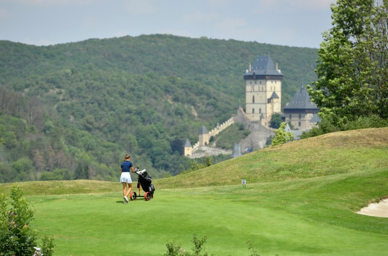 OBRAZEM: Czech International Junior Amateur Championship 2019